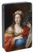 An Allegory Of Intelligence Portable Battery Charger