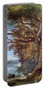 An Ancient Beech Tree Portable Battery Charger