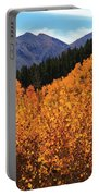 An Autumn View 2 Portable Battery Charger