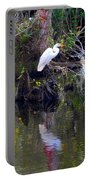 An Egrets World Portable Battery Charger