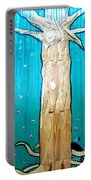 Ancestral Tree Indians To The Sea Portable Battery Charger