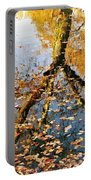 Anchorage In Autumn Portable Battery Charger