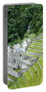 Ancient Architecture Portable Battery Charger