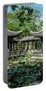 Ancient Chinese Architecture Portable Battery Charger