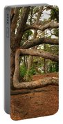 Ancient Forest Portable Battery Charger