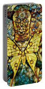 Ancient Goddess The Mother Portable Battery Charger