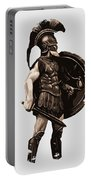 Ancient Greek Hoplite Portable Battery Charger