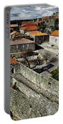 Ancient Portuguese Cities Portable Battery Charger
