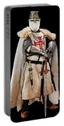 Ancient Templar Knight - 02 Portable Battery Charger