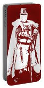 Ancient Templar Knight - 03 Portable Battery Charger