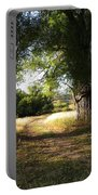 Ancient Willows #1 Portable Battery Charger