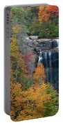 And The Leaves Will Fall Portable Battery Charger