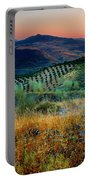 Andalucian Landscape  Portable Battery Charger
