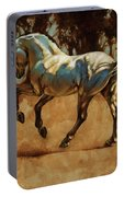 Andalusian Dance I Portable Battery Charger