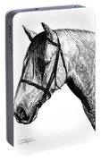 Andalusian Horse Portable Battery Charger