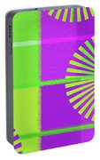 Andee Design Abstract 5 Of The 2016 Collection  Portable Battery Charger by Andee Design