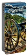 Andersonville Cannon Portable Battery Charger