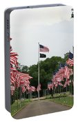 Andersonville National Cemetery Portable Battery Charger