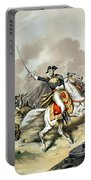 Andrew Jackson At The Battle Of New Orleans Portable Battery Charger