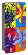 Andy's Lillies Portable Battery Charger