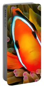 Anemone Fish Portable Battery Charger