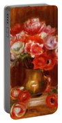 Anemones 1909 Portable Battery Charger