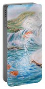 Angel And The Fishes  Flying-lamb-productions  Portable Battery Charger