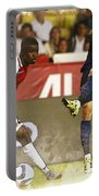 Angel Di Maria Shoot The Ball Portable Battery Charger