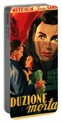 Angel Face 1952 Film Noir Portable Battery Charger