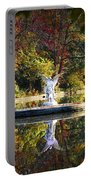Angel In The Lake - St. Mary's Ambler Portable Battery Charger