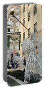Angel New York City Portable Battery Charger