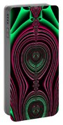 Angel Of Lifes Aura Fractal 114 Portable Battery Charger