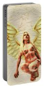 Angel Of Love By Mb Portable Battery Charger