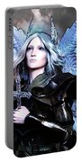 Angel Poster Portable Battery Charger