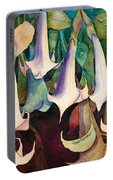 Angel Trumpet Concert Portable Battery Charger