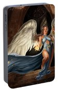 Angel Warrior Portable Battery Charger