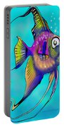 Angelfish Portable Battery Charger