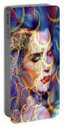Angelic Beauty Portable Battery Charger