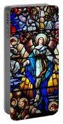 Angelic Scene Portable Battery Charger
