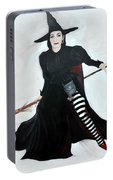 Angelica Houston Bewitched Portable Battery Charger