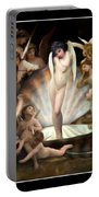 Angels Surround Cupid  Portable Battery Charger