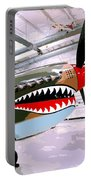 Anger Management Palm Springs Air Museum Portable Battery Charger
