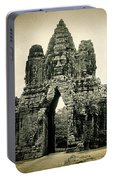 Angkor Thom Southern Gate Portable Battery Charger