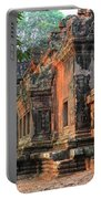 Angkor Wat Ruins - Siem Reap, Cambodia Portable Battery Charger