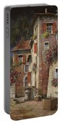 Angolo Buio Portable Battery Charger by Guido Borelli