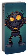 Angry Robot Portable Battery Charger