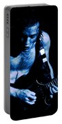 Angus Rocks The Blues Portable Battery Charger