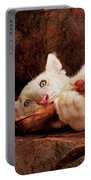 Animal - Cat - My Chew Toy Portable Battery Charger