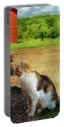 Animal - Cat - The Mouser Portable Battery Charger
