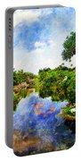 Animal Kingdom Tranquility Portable Battery Charger